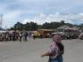 Bild vom Busterminal in Quezaltenango